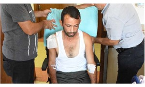 Bartın'da hastane inşaatında göçükten kurtarılan işçinin tedavisine devam ediliyor