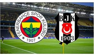 Fenerbahçe ile Beşiktaş Kadıköy'de karşı karşıya geliyor