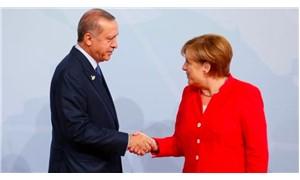 Merkel, Berlin'de Erdoğan için verilecek resmi yemeğe katılmayacak