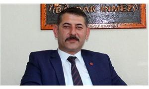 MHP İlçe Başkanı Aladağ, istifa etti