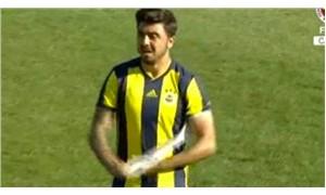 Ozan Tufan derbide U21'in kaptanı olarak sahaya çıktı