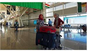 Türkiye Süleymaniye'ye uçuş yasağını uzattı