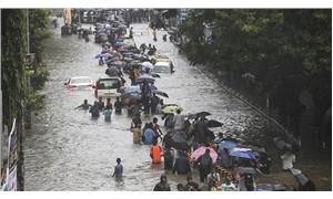Hindistan'da sel ve heyelan: Ölü sayısı 25'e yükseldi