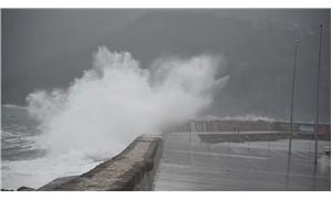 Meteoroloji'den 4 il için fırtına uyarısı