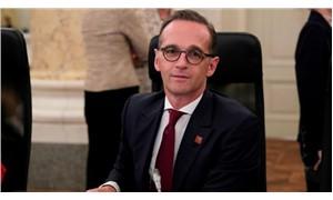 Almanya Dışişleri Bakanı Maas: Alman şirketleri Türkiye'ye yatırımı riskli buluyor