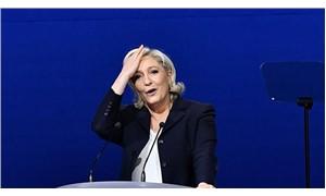 Fransa'da Le Pen'in partisine 1 milyon avro ceza
