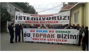 Köylüler, Istranca Ormanları'na kil ocağı ÇED toplantısını yaptırmadı