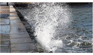 Meteoroloji'den İzmir'e fırtına uyarısı
