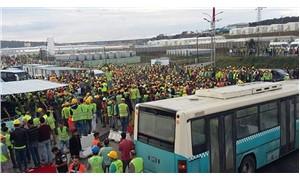Havalimanı tutuklamalarına itiraz