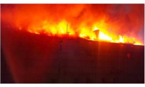 KYK yurdunda yangın: Çok sayıda öğrenci dumandan etkilendi