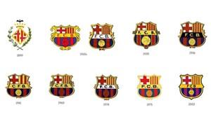 Barcelona logosunu değiştiriyor