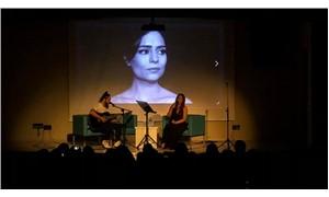 'Müzikal Bir Aşk Hikayesi' Manisa Kadın Meclisleri için sahnedeydi