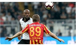 Beşiktaş, Kayserispor'u rahat geçti