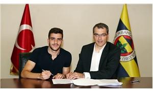 Fenerbahçeli genç futbolcu Oğuz Kağan Güçtekin'in sözleşmesi yenilendi