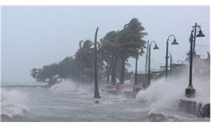 Meteoroloji: Tropik fırtına yön değiştirdi