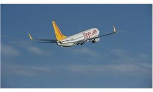 Gerekçe elektronik sigaranın alev alması: Yolcu uçağı iniş yaptı