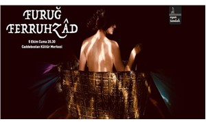 İranlı şairFuruğ'yu anlatan oyun 5 Ekim'de CKM'de