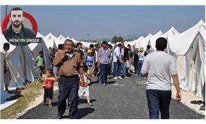Sığınmacıların yardımları 'yok oldu'