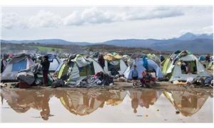 50 bin mültecinin barınma koşulları yetersiz