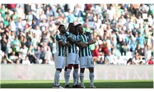 Bursaspor Ankaragücü'nü 1-0 yendi