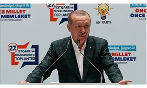 Erdoğan: Yav Türkiye'de bir defa kriz yok