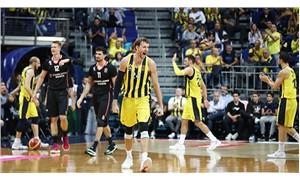 Fenerbahçe basketbolda Beşiktaş'ı yendi: 78-73
