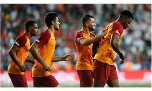 Galatasaray Antalyaspor'u tek golle geçti