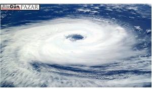 Akdeniz Kasırgası: Türkiye, küresel ısınmanın etkilerinden muaf değil!