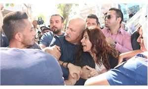Batman'da HDP eylemine polis gazı