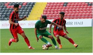 Gaziantepspor, Bayrampaşa'yı tek golle geçti