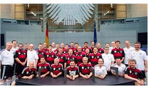 Alman Meclis Futbol Takımı Türk gazetecilerle maç yapacak