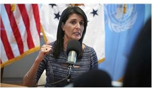ABD'nin Birleşmiş Milletler Daimi Temsilcisi Nikki Haley istifa etti