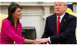 BM'den Nikki Haley'in istifasına ilişkin açıklama