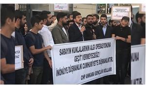 CHP Gençlik Kolları'ndan, Hürriyet'in İnönü manşetine tepki