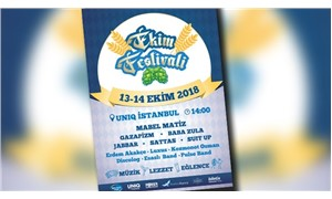Ekim Festivali, 13-14 Ekim'de Uniq İstanbul'da