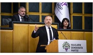 "HDP'den Erdoğan'a ""kayyum"" tepkisi"