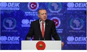 Erdoğan: Yüzde 80'lere varan dışa bağımlılığımızı yarı yarıya indirdik