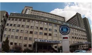 'Hayati önem yoksa malzeme almayın' genelgesi çıkaran Gazi Hastanesi'nden açıklama