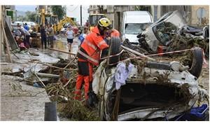 İspanya'da sel: 5 kişi hayatını kaybetti