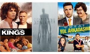 Bu hafta 5 yeni film vizyona giriyor