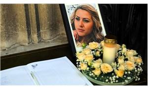 Katledilen Bulgar gazeteci Marinova son yolculuğuna uğurlandı