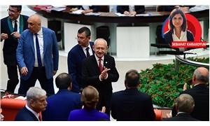 Muhalefete AKP ambargosu