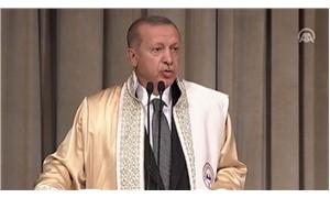 Erdoğan: Türk üniversiteleri tarihlerinin en özgür, dönemini yaşıyor