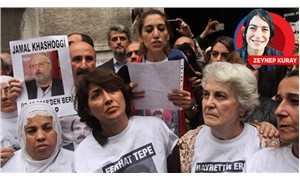 'Hakikat ve adalet talebimizden vazgeçmeyeceğiz !'