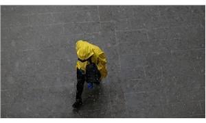 Meteoroloji'den 11 il için sağanak uyarısı