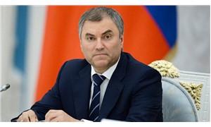 Rusya Devlet Duması Başkanı Volodin: Avrupa Konseyi'nden çıkabiliriz