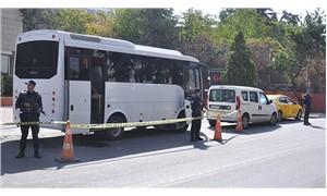 Ankara'daki İran Büyükelçiliği'ne canlı bomba ihbarı