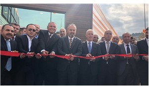 Antik kent üzerine kurulan AVM törenle açıldı