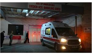 Edirne'de askerleri taşıyan minibüs devrildi