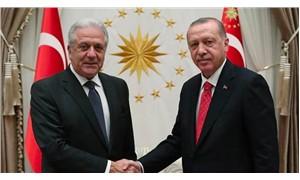 Erdoğan, AvrupaBirliği Göç Komiseri Avramopoulos ile görüştü